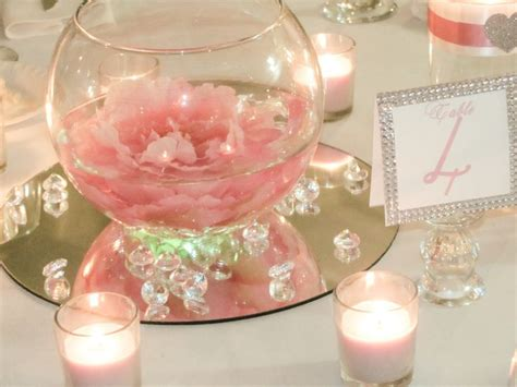 Craft Glass Mirrors Wedding Centerpieces Diy Glass Mirrors For Centerpieces