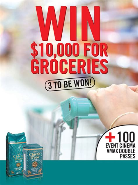 New World Gift Card - delta chicco d oro win 10 000 grocery gift card from woo australian