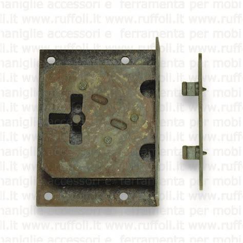 serrature per mobili antichi serratura per bauli 9688 00 ruffoli