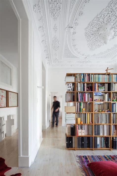 lisbon appartment historic lisbon apartment preserves ornate details freshome com