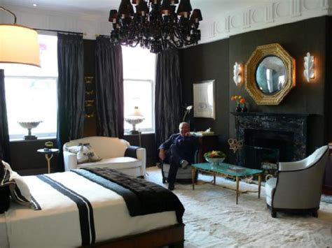 black master bedroom black curtains contemporary bedroom