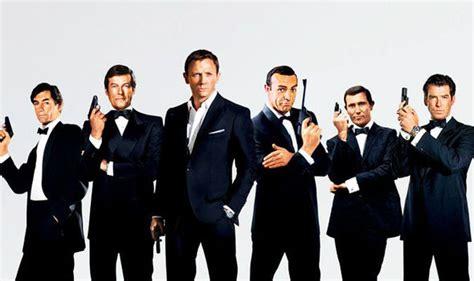 aktor film james bond james bond new poll reveals sean connery as uk s