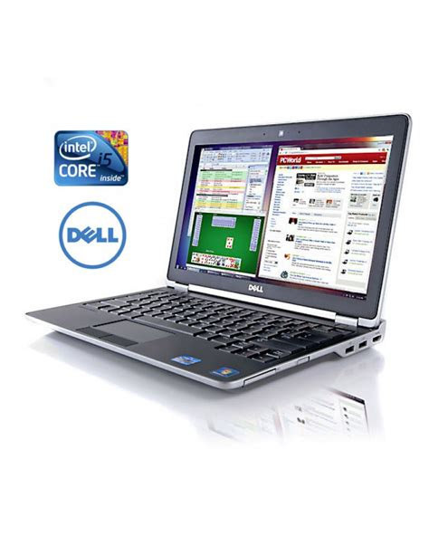 Laptop Dell Latitude I5 dell latitude e6220 widescreen i5 laptop