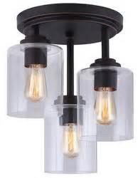 antique 2 light semi flush kitchen ceiling lights patriot lighting 174 henrik rubbed antique bronze 11 1 2 quot 3