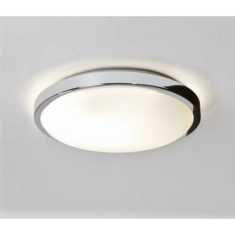 Flush Ceiling Lights Astro 0587 Denia 1 Light Ceiling Light Ip44