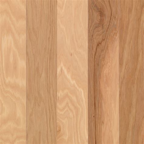 Prefinished Hickory Flooring by Shop Mohawk Eskridge 3 In W Prefinished Hickory Engineered