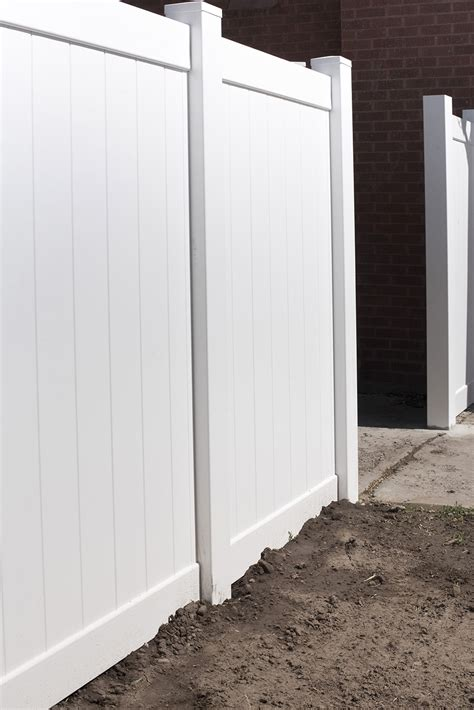 how to install a vinyl privacy fence how tos diy how to install a vinyl privacy fence room for tuesday