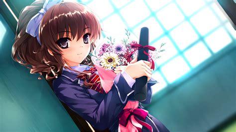 anime ushinawareta mirai wo motomete ushinawareta mirai wo motomete hanamiya nagisa wallpaper