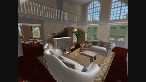 sims 2 luxury homes sims 2 luxury home building process