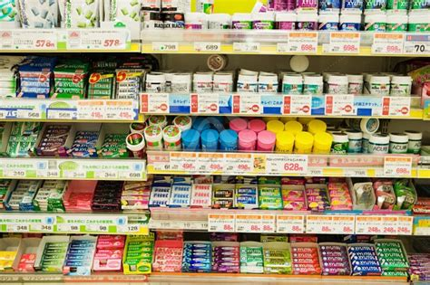 Is chewing gum the most toxic substance in the supermarket the