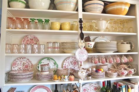 Cupboard Meals China Dishes Susan Branch
