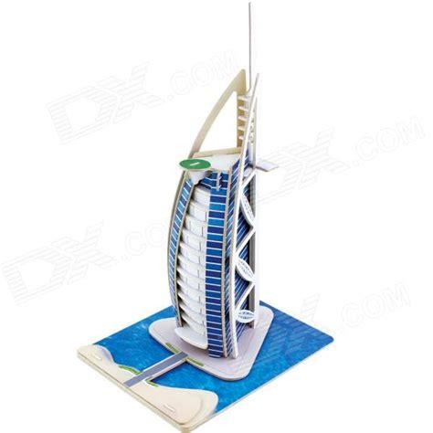 Robotime Dubai Hotel Mj207 robotime jpd460 dubai sailing hotel de madera diy asamblea modelo gastos de env 237 o