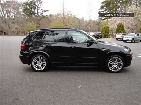 2011 Bmw X5 M by 2011 Bmw X5 M Sport Utility 4 Door 4 4l