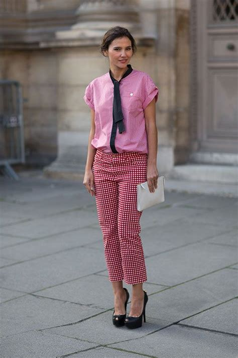 libro paris street style a 24 best images about cuadros vichy on pants footwear and houndstooth