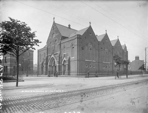 rubber st company belfast st paul s catholic church belfast co antrim
