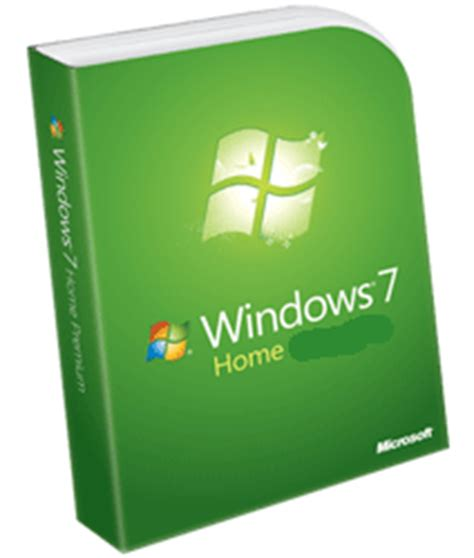 microsoft windows 7 home basic box product asianic