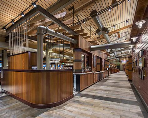 Ivar's Restaurant and Pier 54 Renovation » W.G. Clark W G Clark Construction Seattle