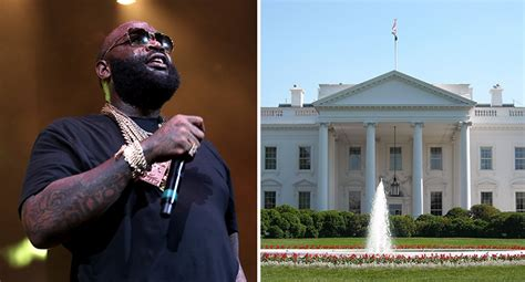 rick ross white house rick ross suffers very embarrassing moment at white house