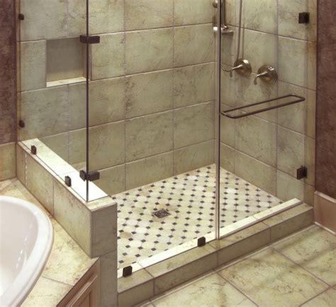 einbau duschkabine duschwanne einbauen ebenerdig gispatcher