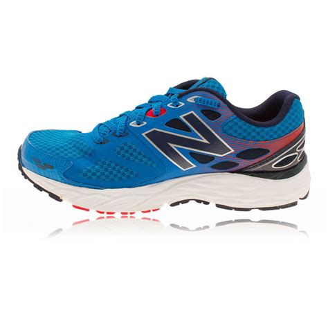 new balance running shoes blue best selling new balance w680v3 running shoes aw16