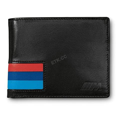 Bmw M Wallet by Bmw Bmw M Wallet