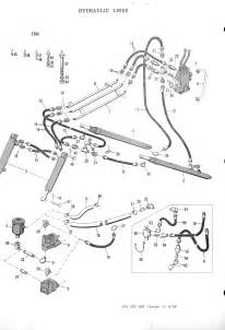 Ford 2000 Tractor Parts Diagram Ford Tractors 2000 Images