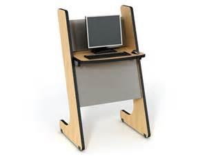 e kiosk classroom furniture computer comforts