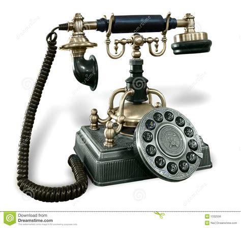 telefon retro retro telefon stockfoto bild kommunikation