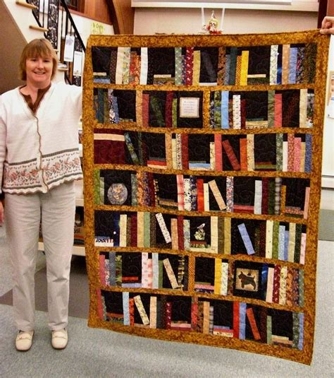 quilt pattern library books library quilt quilt a bookshelf or the whole bookcase