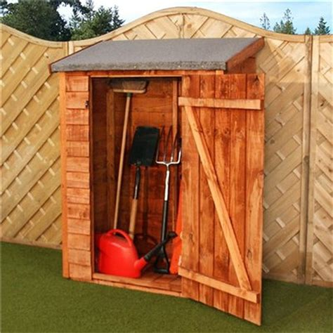 Tool Shed by Small Tool Shed On Subfloor Garages Sheds In Watford Hertfordshire Mybuilder