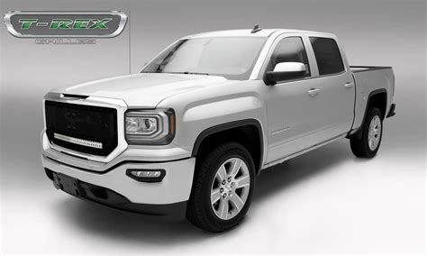 2016 gmc lights 2016 2017 gmc 1500 torch stealth grille insert