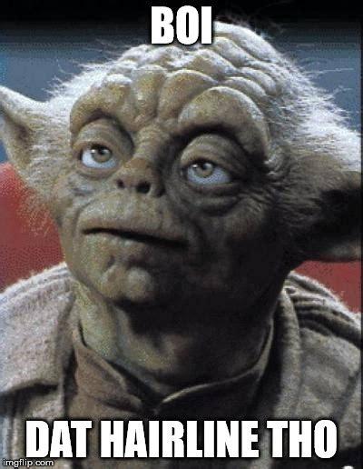 Yoda Meme Maker - wtf yoda imgflip