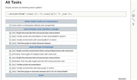 tutorial php namespace plugin todo dokuwiki