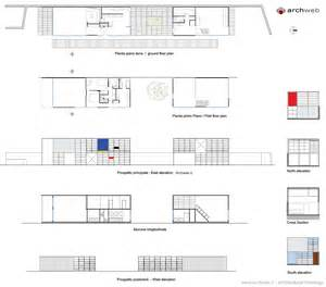 eames house dimensions eames house 2d dwg drawings