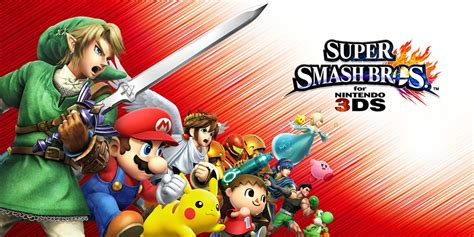 Smash Bros 3ds smash bros for nintendo 3ds nintendo 3ds nintendo
