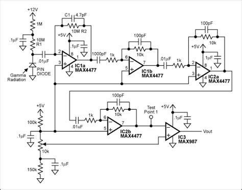 pin diode x detection led how to use this type of photodiode electrical engineering stack exchange