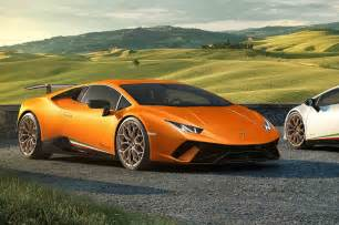 Lamborghini Performante Price Lamborghini Unveils Ring Master Huracan Performante