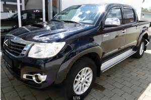 Cheap Used Left Drive Cars For Sale In Germany Toyota Hilux 4x4 Cab Dpf Comfort