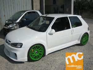 Peugeot 106 Modified Image Gallery Modified Peugeot 106