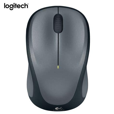 Mouse Komputer Merk Logitech logitech wireless mouse gamer m235 original mice unifying receiver for top pc ergonomic