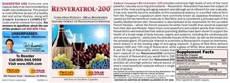 Healthy Care Resveratrol High Potency Isi 180 Capsules resveratrol 200 180 capsules hsn