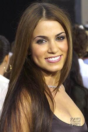 nikki reed with dyed hair nikki reed not sure if i like her better w the blonde