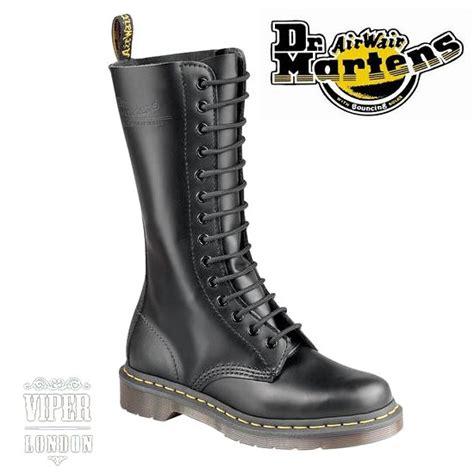 womens black 14 doc marten boots 1914 uk 4 8 ebay