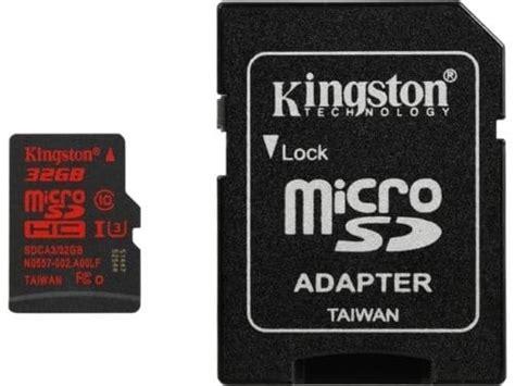 Micro Sd Kingston 32 Gb kingston 32gb uhs i u3 microsdhc review bjorn3d