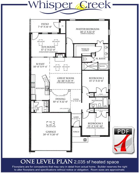 whisper creek house plan whisper creek floor plans j s homes llc