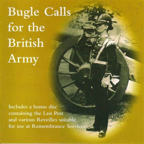 tattoo army bugle call cd bugle calls for the british army the airborne shop