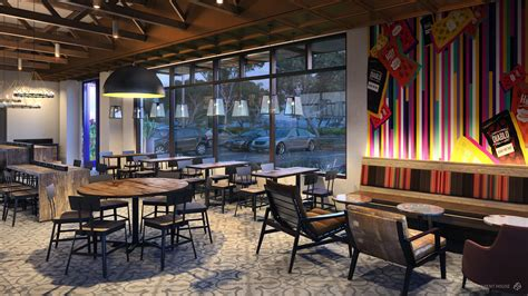 restaurant design concepts taco bell to test 4 new restaurant design concepts in