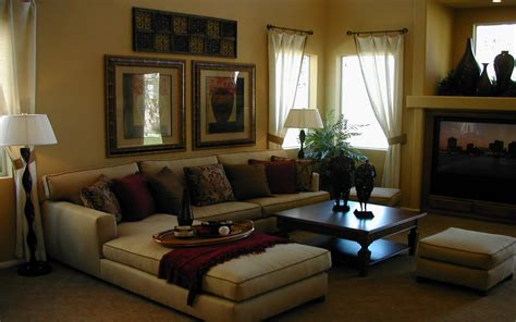 Living Room Decor Ideas With Brown Furniture Brown Sofa Decorating Living Room Ideas