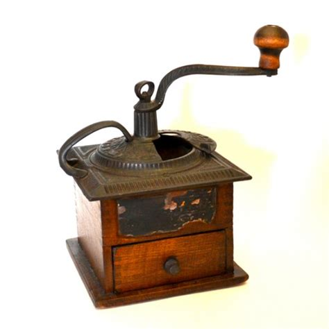 Antique Arcade Imperial Coffee Grinder   1880 to 1890   Just For You Baby Antiques & Vintage Attic