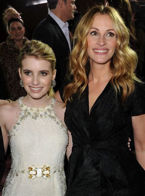 emma roberts julia roberts film 24 celebrities you didn t know were related photos